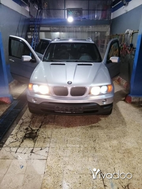 BMW in Sour - ‎X5 موديل 2002 انقاذ‎