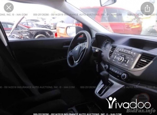 Honda in Zahleh - Honda CRv Ex 4WD