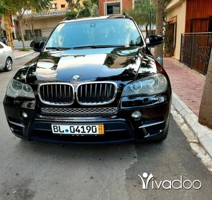 BMW in Beirut City - X5 (2008