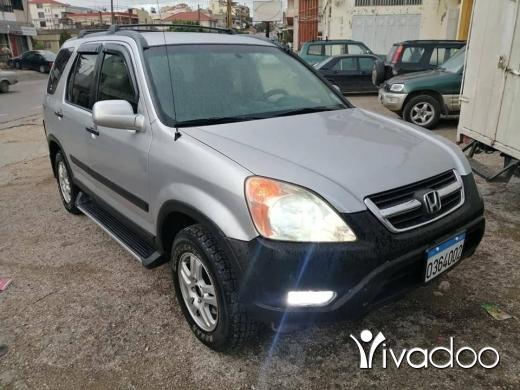 Honda in Beirut City - Crv Mod 2003
