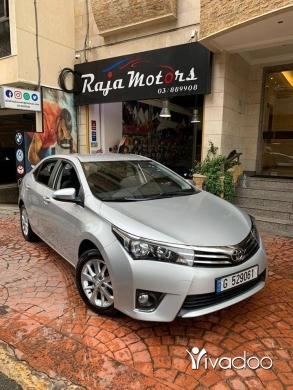 Toyota in Beirut City - Toyota Corolla 2015 (BUMC)