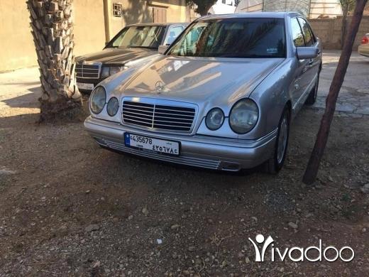 Mercedes-Benz in Port of Beirut - 320.v.1999.top.