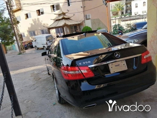 Mercedes-Benz in Tripoli - mercedes e