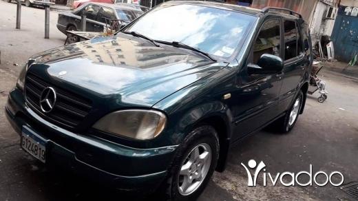 Mercedes-Benz in Tripoli - رنج ام ال موديل 98 خارق