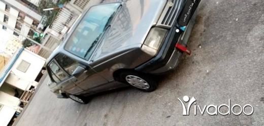 Opel in Tripoli - اوبل اسكونا انقاض موديل 88 فيتيس عادي