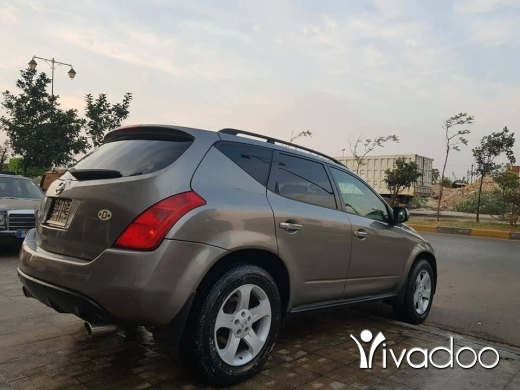 Nissan in Tripoli - Nissan v6