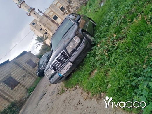 Mercedes-Benz in Tripoli - ٣٢٠ mercedes ٩٤