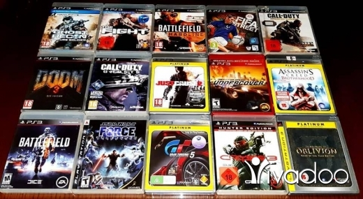Games in Tripoli - Games playstation 3