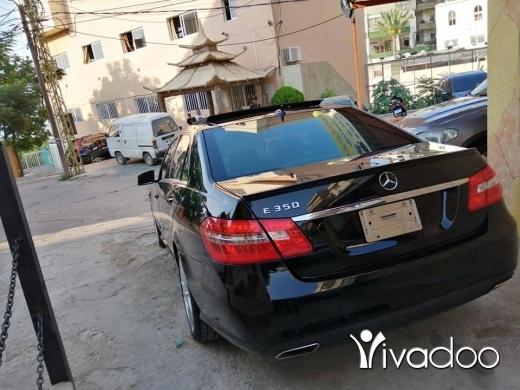 Mercedes-Benz in Deir Ammar - مرسادش 350 مودال 2010 اجنبية سقف برومنك للبيع او موقايضة على بي ام