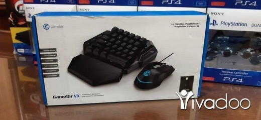PS4 (Sony Playstation 4) in Tripoli - gamesir mouse and keyboard perfect condition