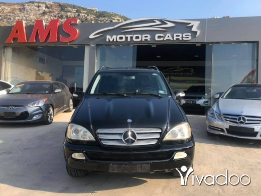 Mercedes-Benz in Tripoli - mercede ml