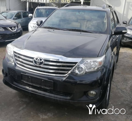 Toyota in Beirut City - Toyota fortuner 2014 v6