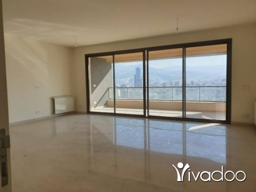 Apartments in Achrafieh - L05890 Spacious Apartment for Sale with open view in Achrafieh