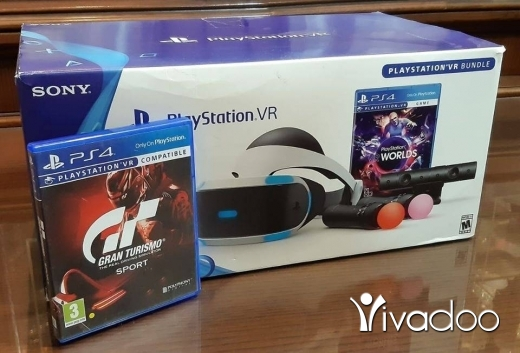 Games in Tripoli - Playstation vr brand new full paktge with green tursmo