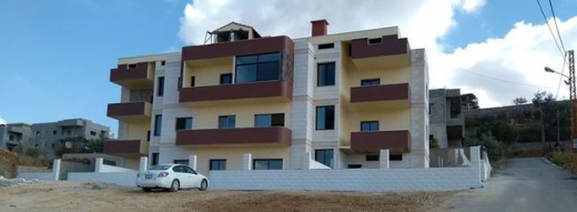 Appartements dans Sofar - شقة 130م لقطة مع حديقة في صوفر