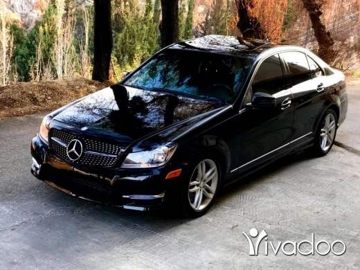 Mercedes-Benz in Beirut City - Mercedes C300 in excellent consition
