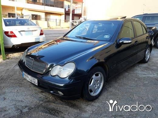 Mercedes-Benz in Tripoli - C 200 2001 4 cylindres elmanye