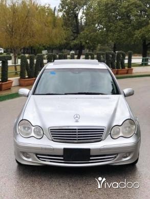 Mercedes-Benz in Tripoli - C230 2006 mer