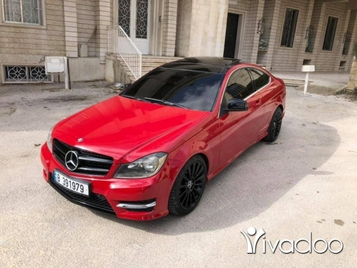 Mercedes-Benz in Zahleh - C250