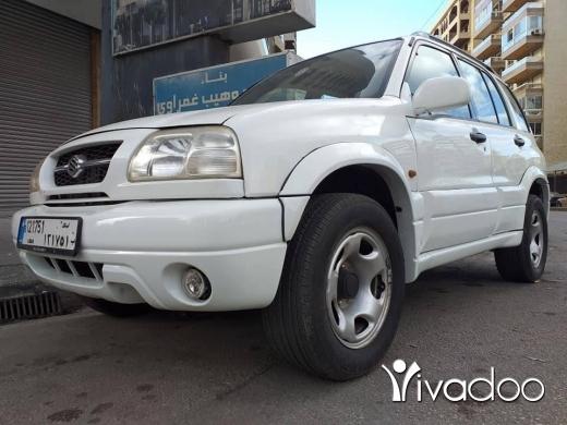 Suzuki in Al Beddaoui - Suzuki vitara