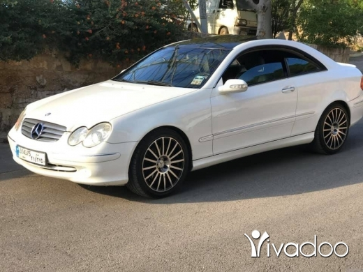 Mercedes-Benz in Beirut City - Clk 320 like new