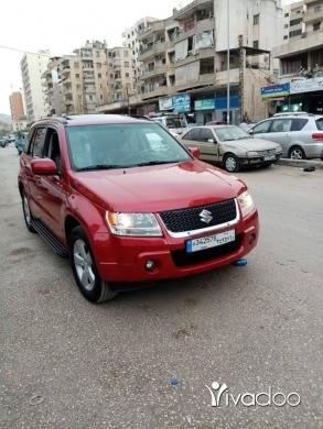 Suzuki in Tripoli - Grend vitara 2010 4 sillander 4 ×4