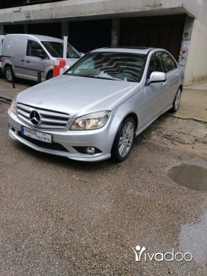 Mercedes-Benz in Tripoli - C300 moudel 2008