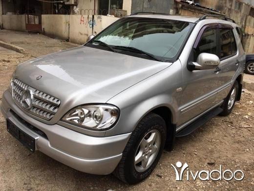 Mercedes-Benz in Tripoli - Ml model 2000