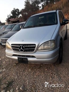 مرسيدس بنز في زغرتا - Mercedes ml 320 2000