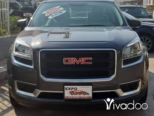 GMC in Port of Beirut - GMC Accadia 2014