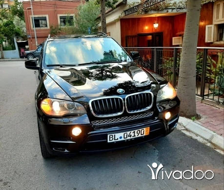 BMW in Furn Al Chebak - BwmX5موديل 2008