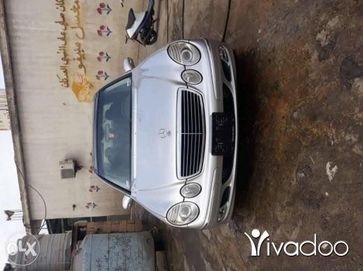 Mercedes-Benz in Tripoli - مطلوب crv للبدل على E320 2003