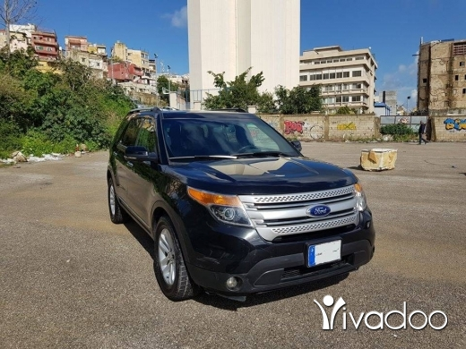 Ford in Beirut City - 2013 Ford Explorer XLT Luxury
