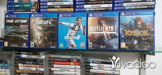 Games in Tripoli - Games playstation 4 new and used for sale or trade