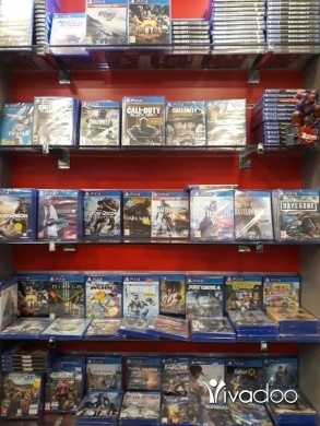 Games in Beirut City - Cd ps4