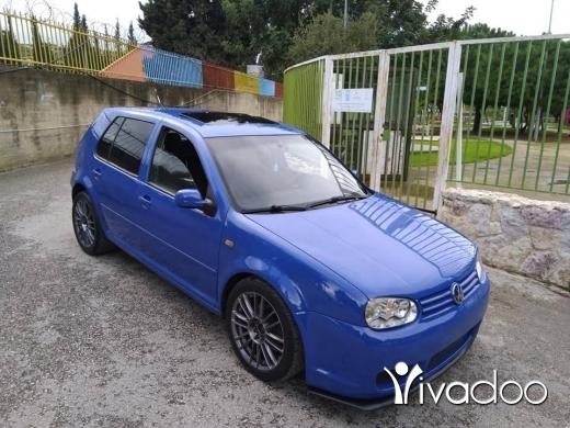 Volkswagen in Tripoli - Glf 4 salle or trade msakra
