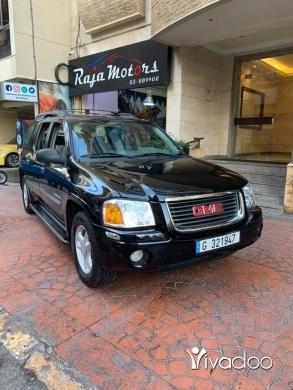 CMC in Beirut City - GMC Envoy SLT 2007 4WD