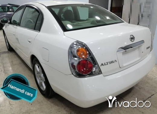 Nissan in Beirut City - NISSAN ALTIMA 2006