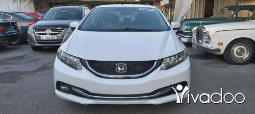 Honda in Beirut City - Honda civic Exl 2014 1.8L 4 VIN
