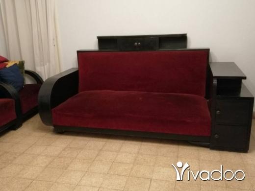 Antiques in Achrafieh - Antique Mid century French Sofa