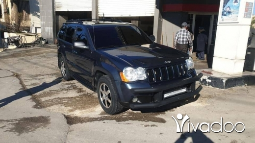 Jeep in Hermel - 2008 grand cherokee V6