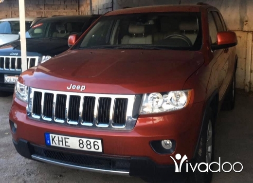 Jeep in Damour - grand cherokee limited model 2011