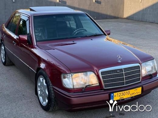 Mercedes-Benz in Tripoli - E320 model 1995