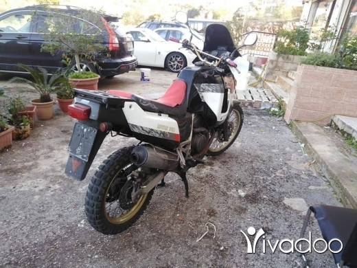 Motorbikes & Scooters in Beirut City - Africa twin honda 750cc