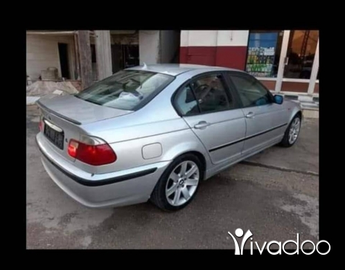 BMW in Tripoli - BMW new Boy modela 2003