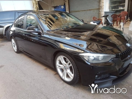 BMW in Port of Beirut - Bmw f30 2012