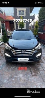Hyundai in Zahleh - hyundai santa fe 2015