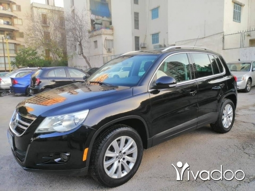 Volkswagen in Beirut City - WV TIGUAN 2009 PANORAMIC