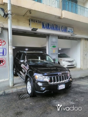 Jeep in Ghobeiry - FULL OPTION 4x4 V6 LIMITED