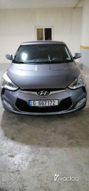 Hyundai in Beirut City - hyundai veloster 2012 full options